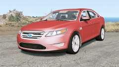 Ford Taurus SHO 2010 v1.1 для BeamNG Drive