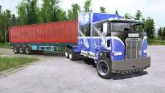 Freightliner FⱢA для MudRunner