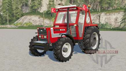 Tumosan 8075〡8085〡8095 для Farming Simulator 2017