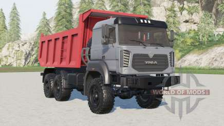 Урал 6370К-0121-30Е5 для Farming Simulator 2017