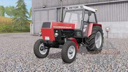 Zetor Crystaɭ 12011 для Farming Simulator 2017