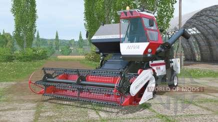 СК-5МЭ-1 Нива-Эффекҭ для Farming Simulator 2015