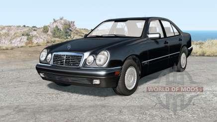 Mercedes-Benz E 420 Elegance (W210) 1997 для BeamNG Drive