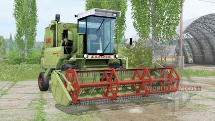 Claas Dominator 85 для Farming Simulator 2015