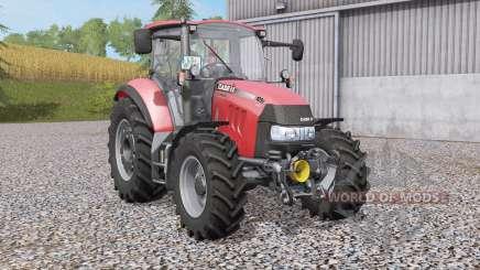 Case IH Farmall 105U Prø для Farming Simulator 2017