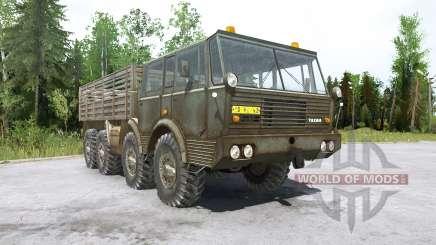 Tatra T81ろ для MudRunner