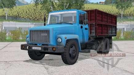 ГАЗ-САЗ-3ⴝ07-01 для Farming Simulator 2015