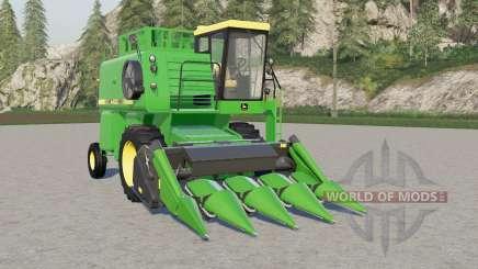 John Deere 4420 для Farming Simulator 2017