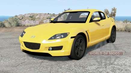 Mazda RX-8 2004 для BeamNG Drive
