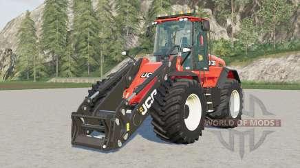 JCB 435 S with options для Farming Simulator 2017