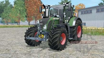 Fendt 718 Variꝋ для Farming Simulator 2015