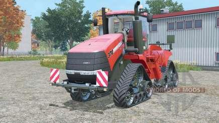 Case IH Steiger 370 Quadtraƈ для Farming Simulator 2015