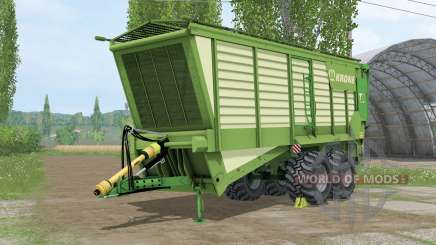 Krone TX 460 D & TX 560 D для Farming Simulator 2015