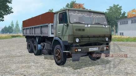 КамАЗ-5510Ձ для Farming Simulator 2015