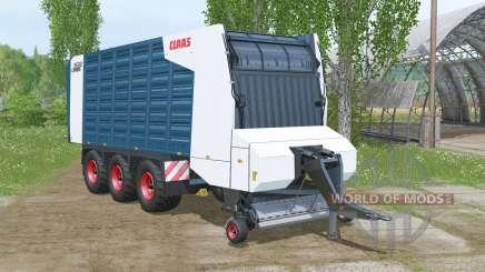 Claas Cargos 9400〡9500〡୨600 для Farming Simulator 2015
