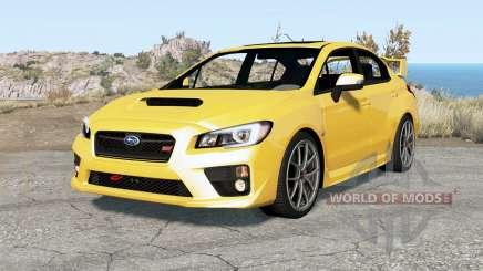 Subaru WRX STI 2014 для BeamNG Drive