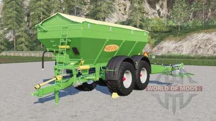Bredal K165 multicolour version для Farming Simulator 2017