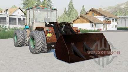 Skoda ST 180 Ɲ для Farming Simulator 2017
