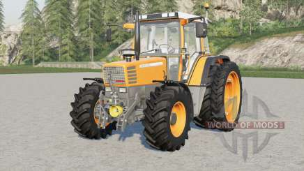 Fendt Favorit 509 & 510 C Turboshifʈ для Farming Simulator 2017