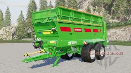 Bergmann TSW 6240 Ⱳ для Farming Simulator 2017