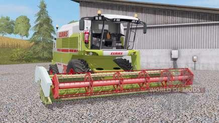 Claas Mega 208 Dominatoᶉ для Farming Simulator 2017