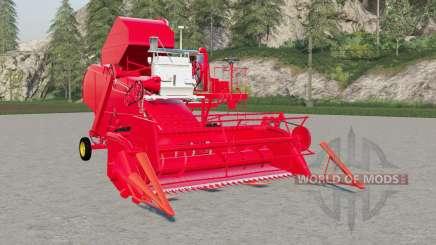 KZB-3 Vistula для Farming Simulator 2017