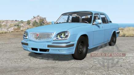ГАЗ 31105 Волга для BeamNG Drive
