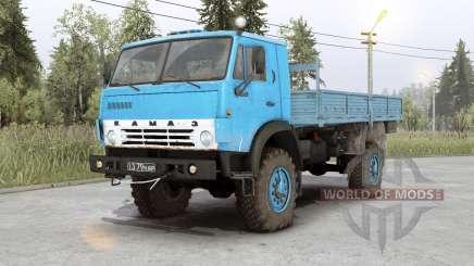 КамАЗ 4326 для Spin Tires