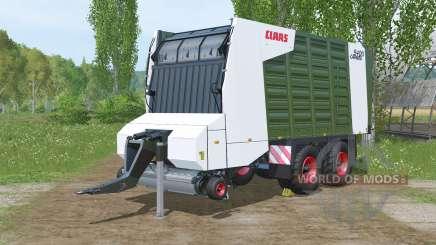 Claas Cargos 9400〡9500〡9600 для Farming Simulator 2015