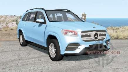 Mercedes-Benz GLS 450 AMG (X167) 2020 для BeamNG Drive