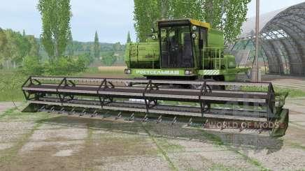 Дон-1500Ⱥ для Farming Simulator 2015