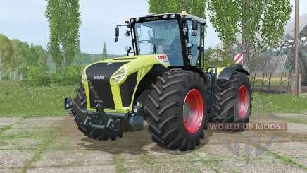 Claas Xerion 4500 Trac VC для Farming Simulator 2015