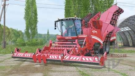 Grimme Maxtron 620 carrot & onion для Farming Simulator 2015