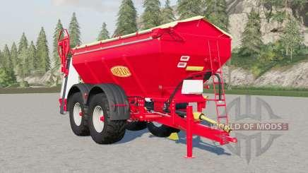 Bredal K165 extra large capacity hopper для Farming Simulator 2017