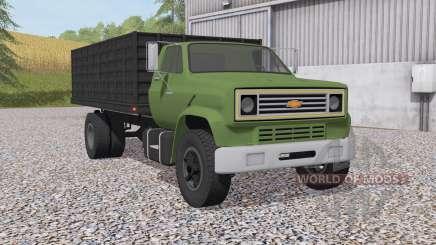 Chevrolet C70 tipper для Farming Simulator 2017