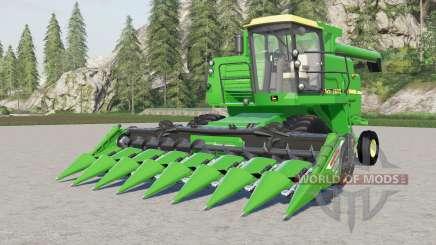 John Deere 6620 для Farming Simulator 2017