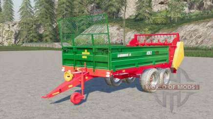 Warfama N-218-Ձ для Farming Simulator 2017