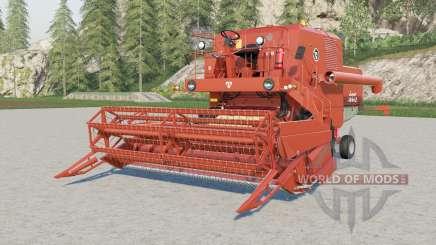 Bizon Supeꭊ Z056 для Farming Simulator 2017