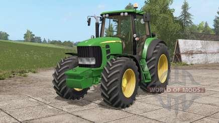 John Deere 7430 & 7530 Premiʋm для Farming Simulator 2017