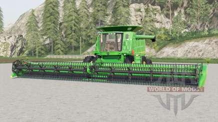 John Deere 9650 для Farming Simulator 2017