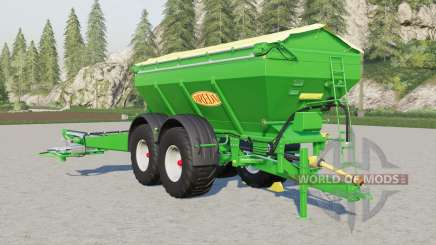 Bredal K165 with improved working width для Farming Simulator 2017