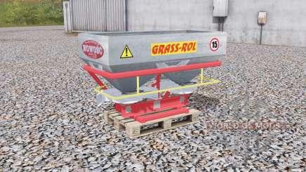 Grass-Rol rozsiewacz для Farming Simulator 2017