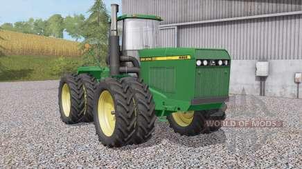 John Deere 8900-series для Farming Simulator 2017