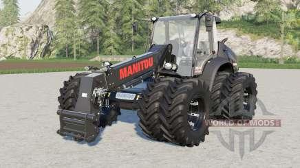 Manitou MLA-T 533-145 Vpluᶊ для Farming Simulator 2017