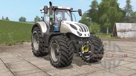 Steyr Terrus 6300 CVƬ для Farming Simulator 2017