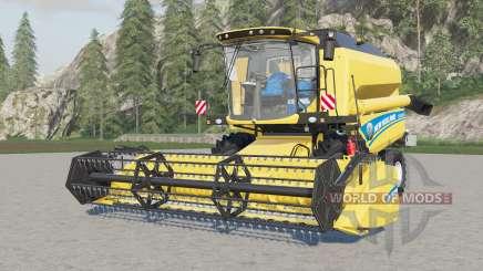 New Holland TC5.90 with some config для Farming Simulator 2017