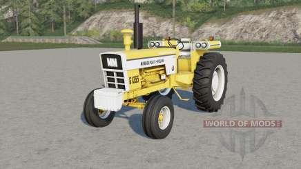 Minneapolis-Moline G1355 & U302 для Farming Simulator 2017