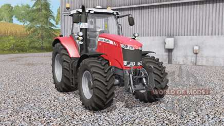 Massey Ferguson 7719〡7720〡7722〡7724〡7726 Dyna-6 для Farming Simulator 2017