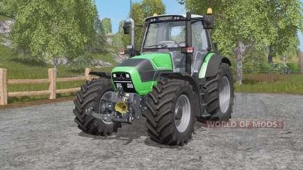 Deutz-Fahr Agrotron TTV 6೩0 для Farming Simulator 2017