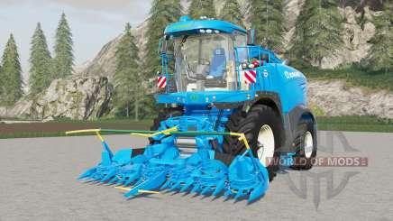 Krone BiG X 5৪0 для Farming Simulator 2017